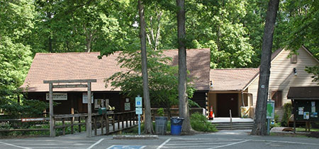 rockwood-nature-center-building