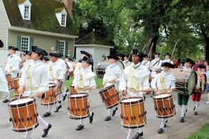 Colonial-Williamsburg-Fifes-and-Drums-02-850x567